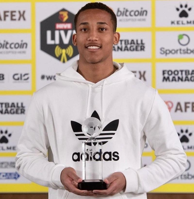 João Pedro, ex-Fluminense renova contrato com o Watford