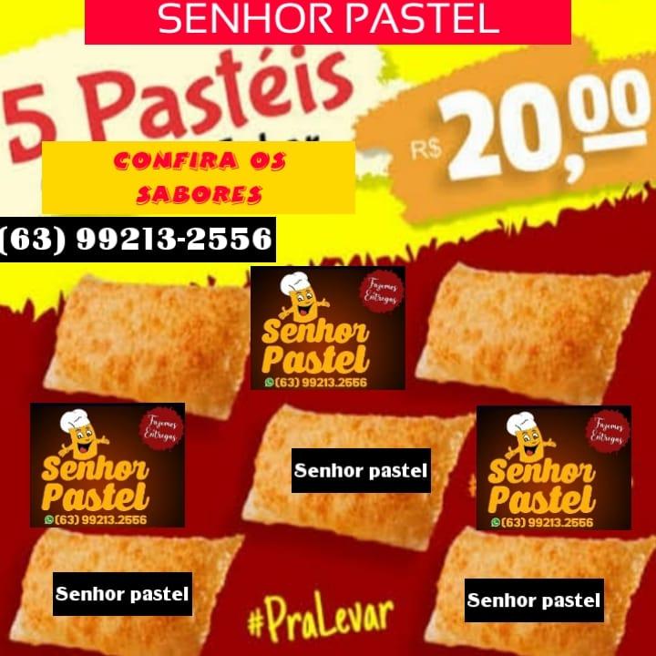 Senhor Pastel oferece cesta de pasteis com desconto nesta segunda-feira, 17