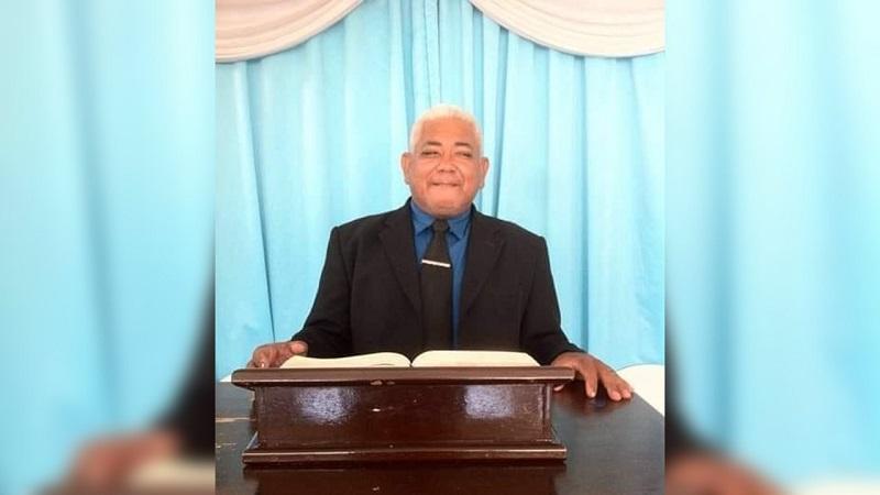Morre aos 62 anos, Pastor Valdeci Araújo, vítima das complicações da Covid-19