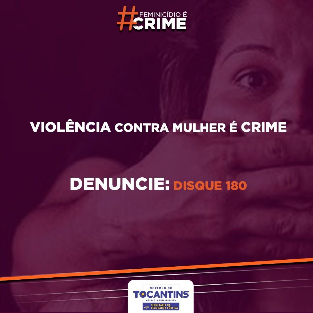 Casos de Feminicídio aumentam com a pandemia e Segurança Pública emite orientações para prevenção e denúncia