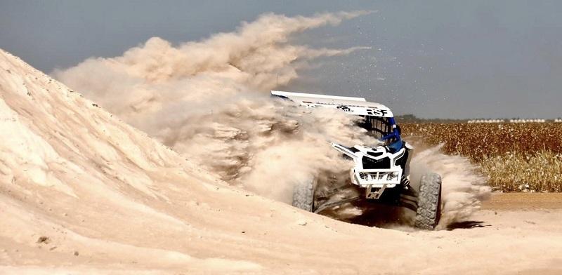 Bianchini Rally vai para o Rally Jalapão com quatro motos e sete UTVs