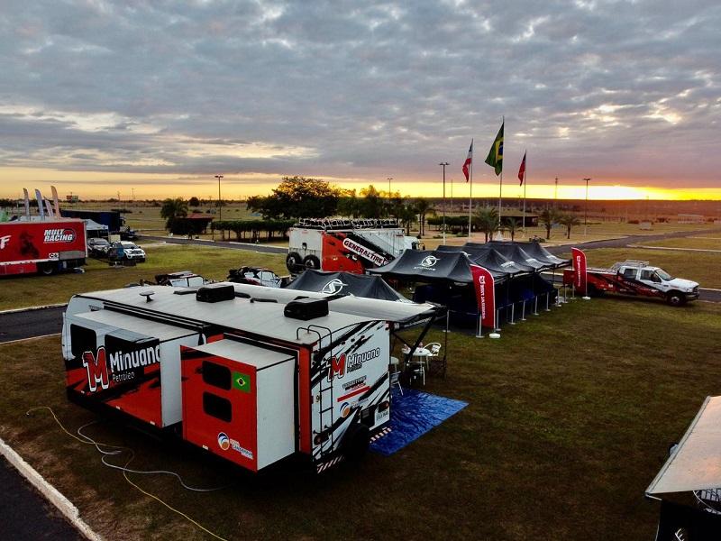 Território Motorsport larga para a 1ª etapa do Rally Jalapão rumo a São Félix