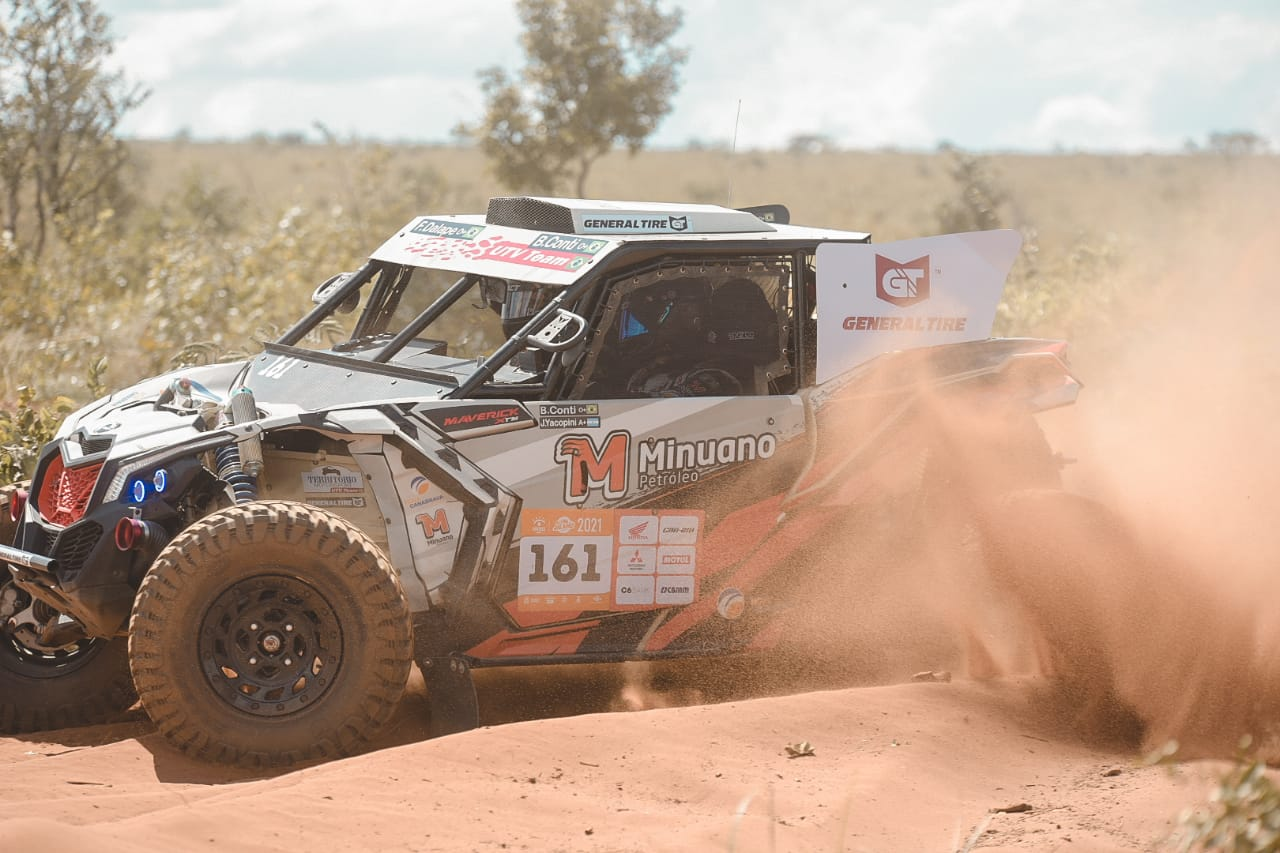 Em meio as areias do Jalapão, duplas da Território Motorsport finalizam a 2ª etapa com êxito