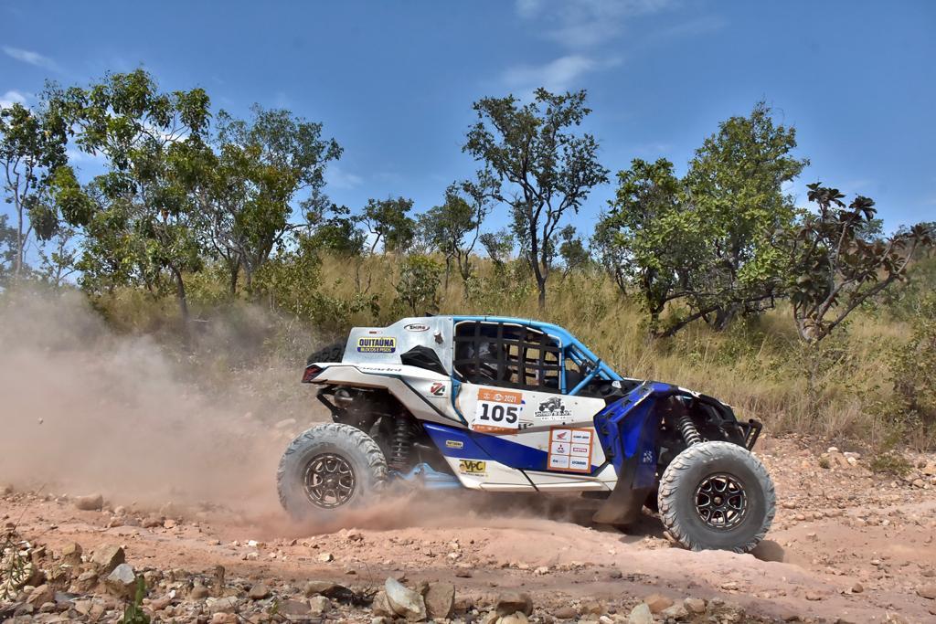 Rally Jalapão: Areia, lombas, erosões e desafios no 2º dia da Bianchini Rally no Tocantins