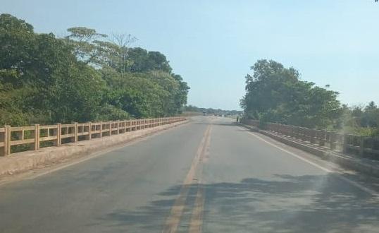 Cadeirante é atropelada em ponte na BR-153 no município de Nova Rosalândia TO