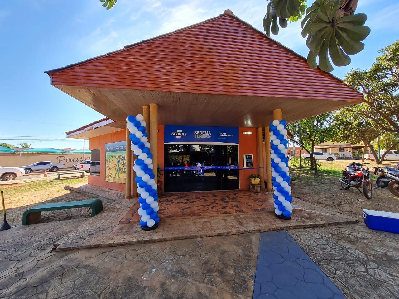 Sebrae inaugura Ponto de Atendimento e Sala do Empreendedor no Jalapão