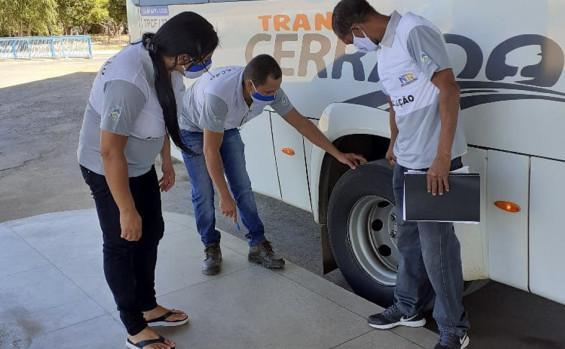 Agência de Regulação realiza Operação Viagem Segura neste mês de julho