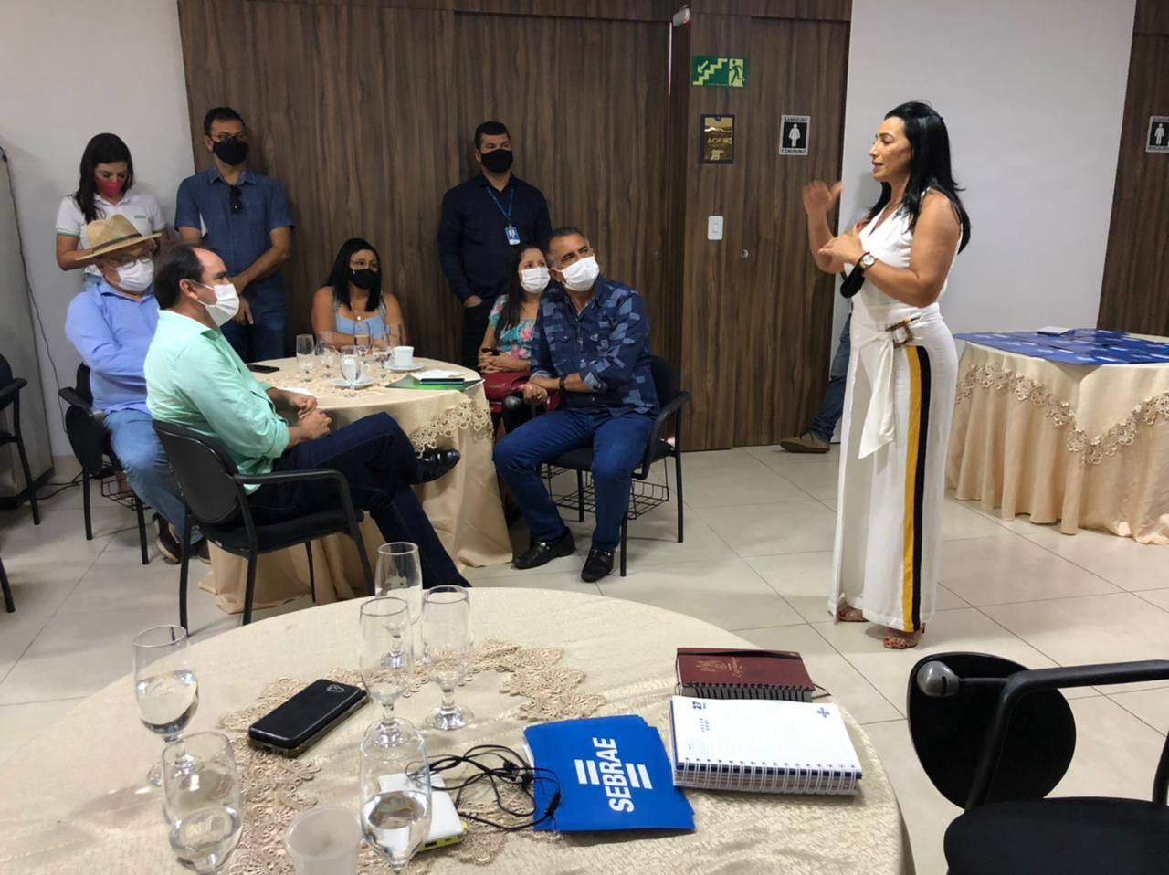 Prefeitos do Vale do Araguaia aderem ao Cidade Empreendedora