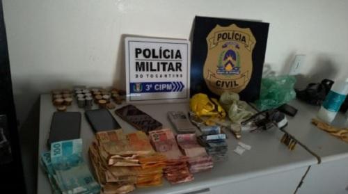 Suspeitos de crimes contra prefeito de Brasilândia são presos em operação integrada da PM e PC