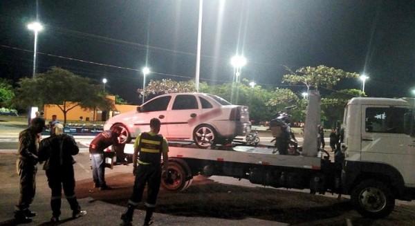 Fiscalização do Trânsito resulta em 52 multas em apenas uma noite em Palmas