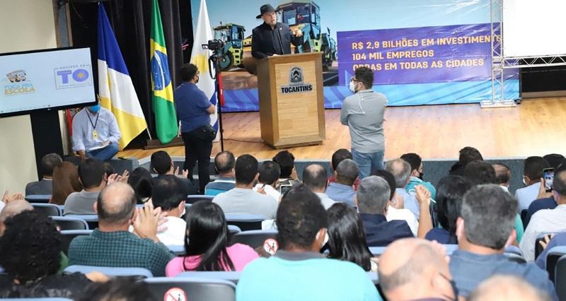Ildislene Santana anuncia repasse extra que viabilizará manutenção do transporte escolar de Caseara