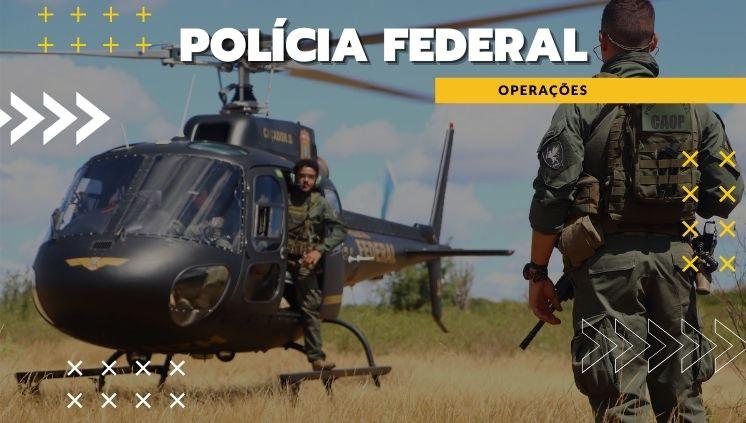 PF participa da Operação LIBERTERRA para enfrentamento da migração ilegal e do tráfico de pessoas