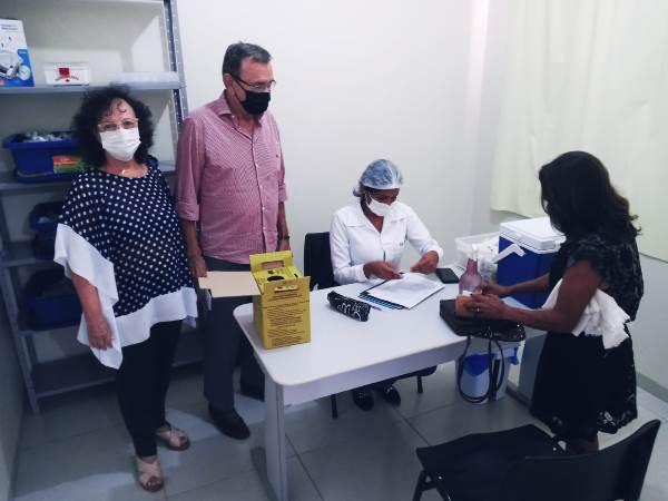 Saúde de Pium promove dia de atendimento no assentamento Barranco do Mundo