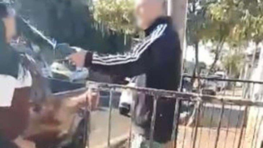 Faxineira é atacada com ácido por ex-patrão após discussão em SP
