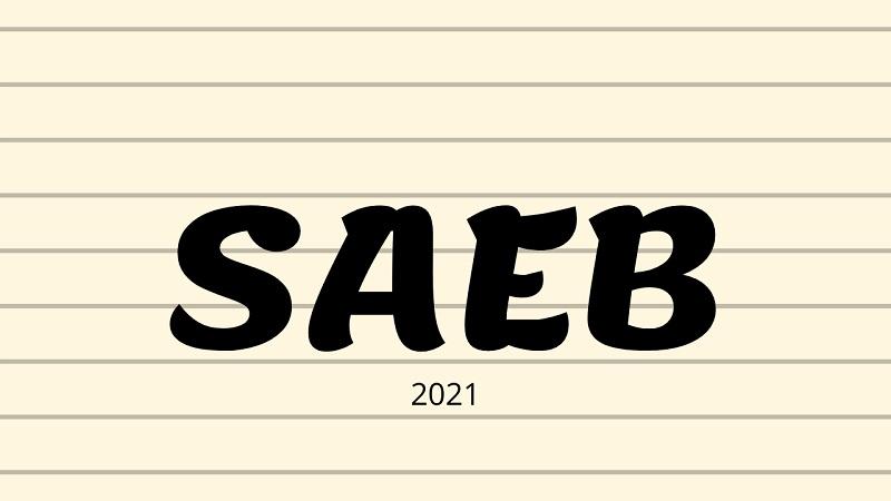 Começa o agendamento do Saeb 2021