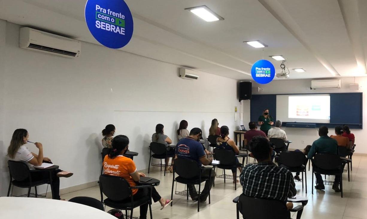 Formalização do MEI é tema de palestra em Paraíso do Tocantins
