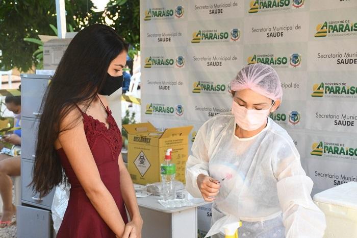 Paraíso contabiliza cinco novos casos de Covid e mais 11 pacientes recuperados