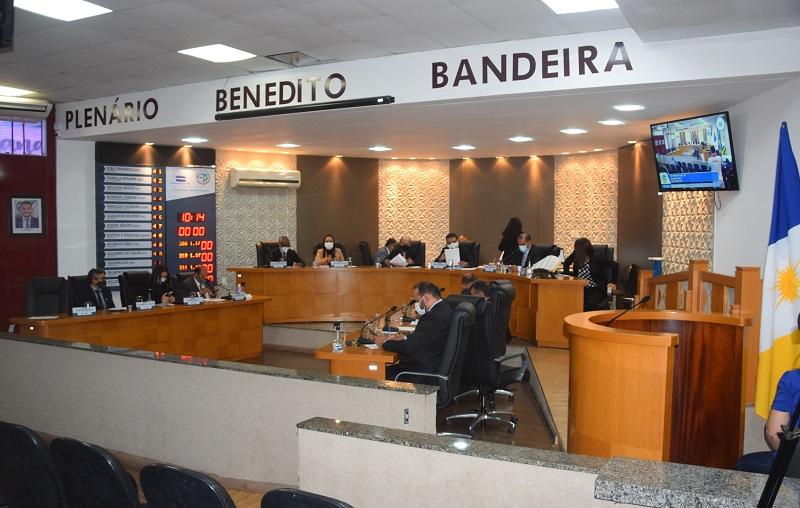 Câmara Municipal de Paraíso transmite ao vivo 32ª Sessão Ordinária