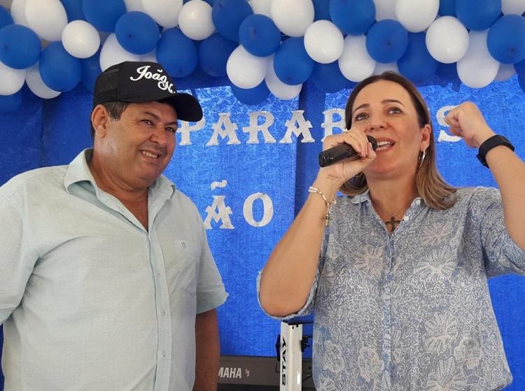 Dulce Miranda libera quase R$3 milhões para 7 cidades e ao Governo do Tocantins