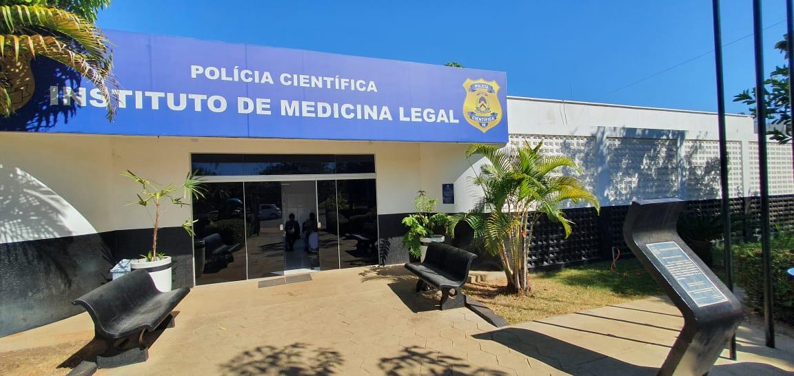 IML aguarda conhecidos para reconhecimento do corpo de Benedito Pereira da Silva, 53 anos