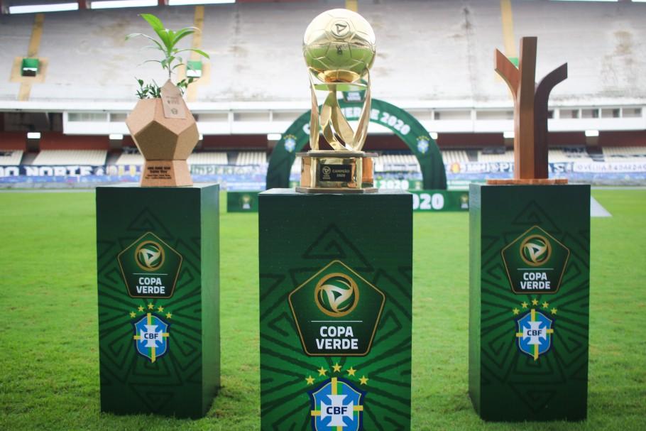 Palmas e Tocantinópolis desistem e Interporto será representante do Tocantins na Copa Verde