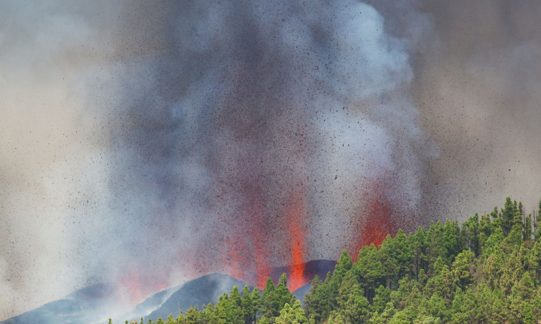 Erupção do vulcão nas Canárias pode durar até 84 dias