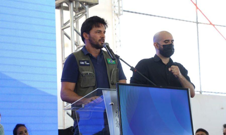 Ministério inaugura primeira estação do Programa Digitaliza Brasil