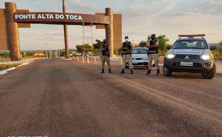 Polícia Militar recupera celular furtado e prende suspeito em Ponte Alta do Tocantins
