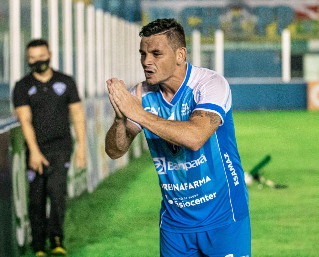 Após classificação antecipada, Ruy destaca foco do Paysandu para fase decisiva da Série C