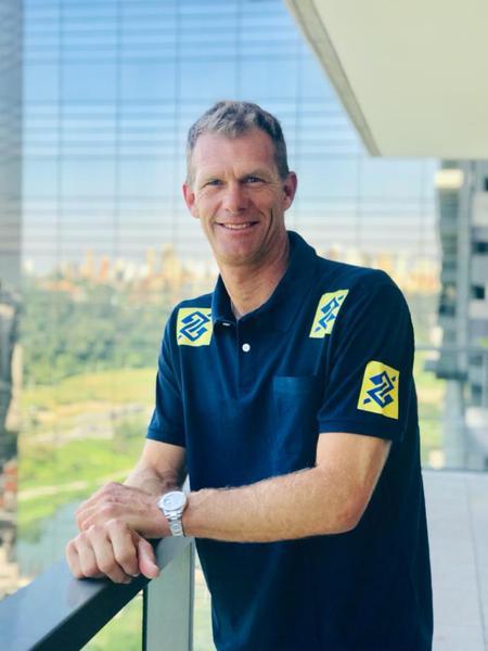 Scheidt comanda equipe do Brasil em evento-teste para a Copa do Mundo de Vela