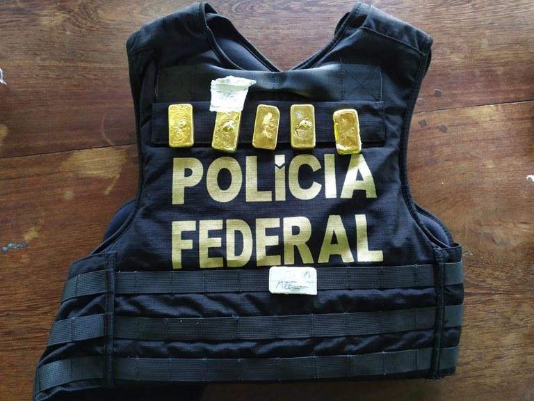 PF desarticula organização criminosa que agia em garimpos ilegais no Maranhão