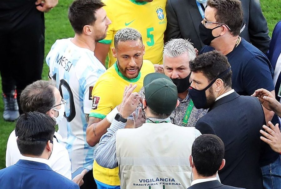 Anvisa cumpre legislação ao cancelar jogo Brasil x Argentina, mas lei já se tornou obsoleta e precisa ser mudada