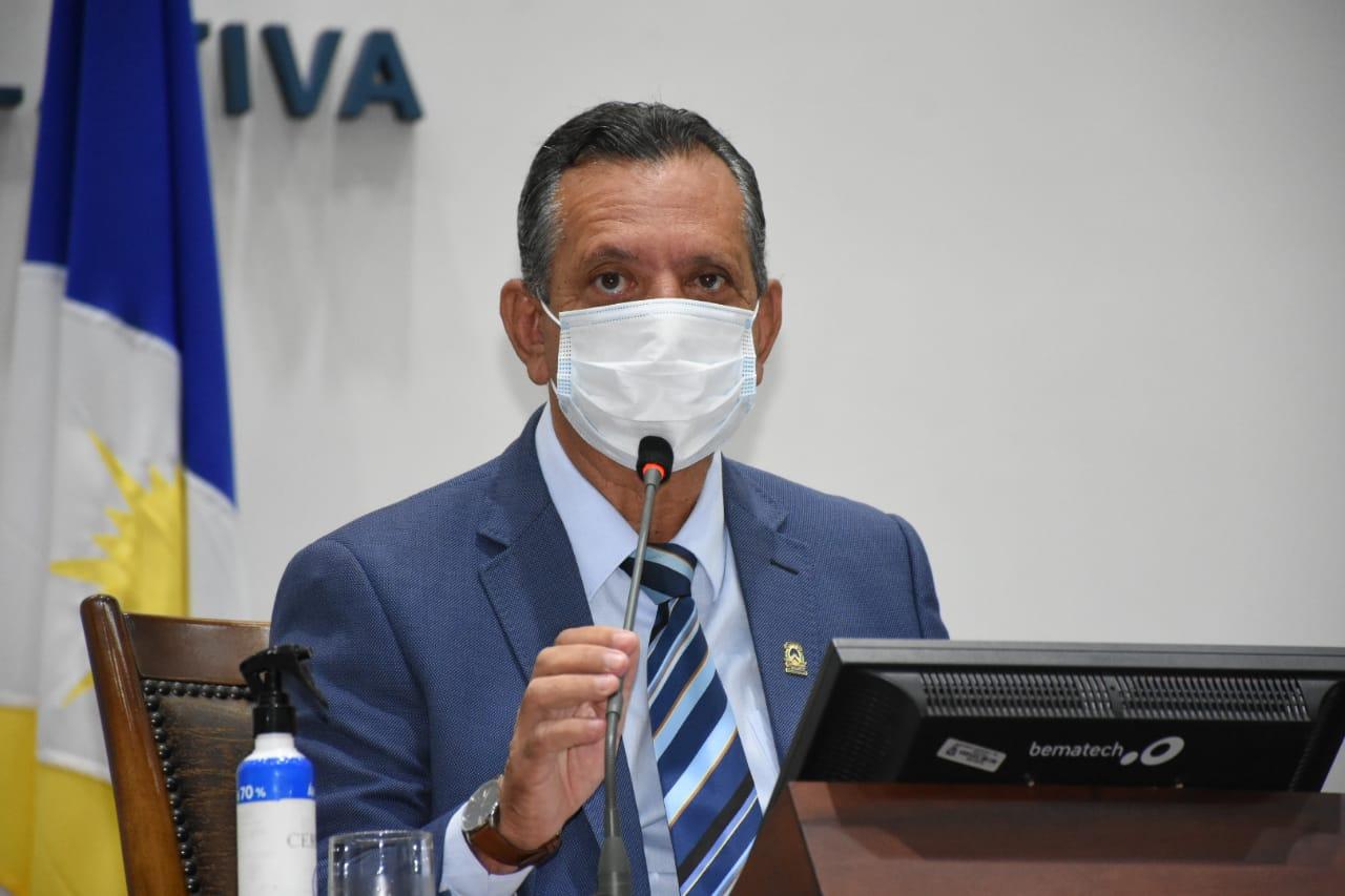 Antonio Andrade segue firme na Presidência da Assembleia após decisão do STF