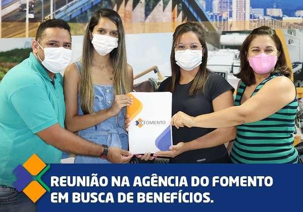 Prefeitura de Marianópolis articula benefícios para empreendedores do município junto à Agência de Fomento