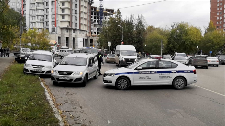 Atirador mata seis e deixa mais de 20 feridos em universidade na Rússia