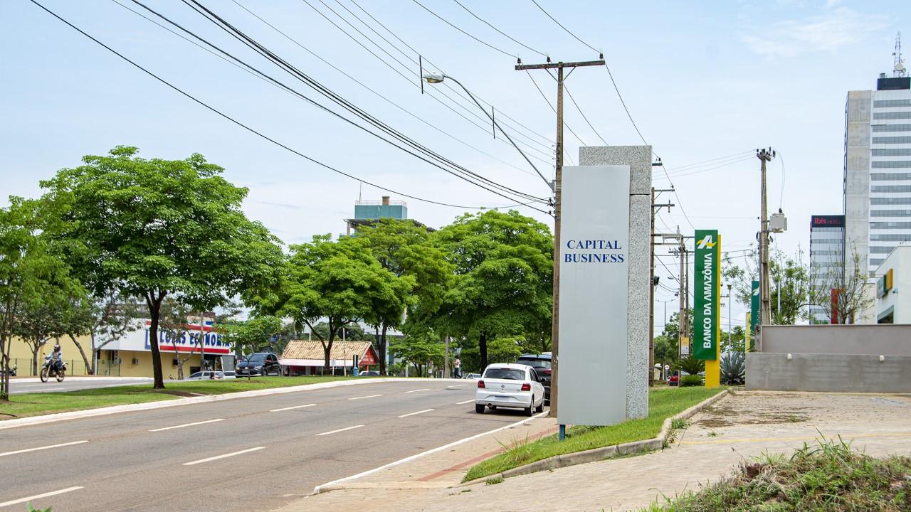 Prefeitura de Palmas padroniza e regulariza publicidade em calçadas