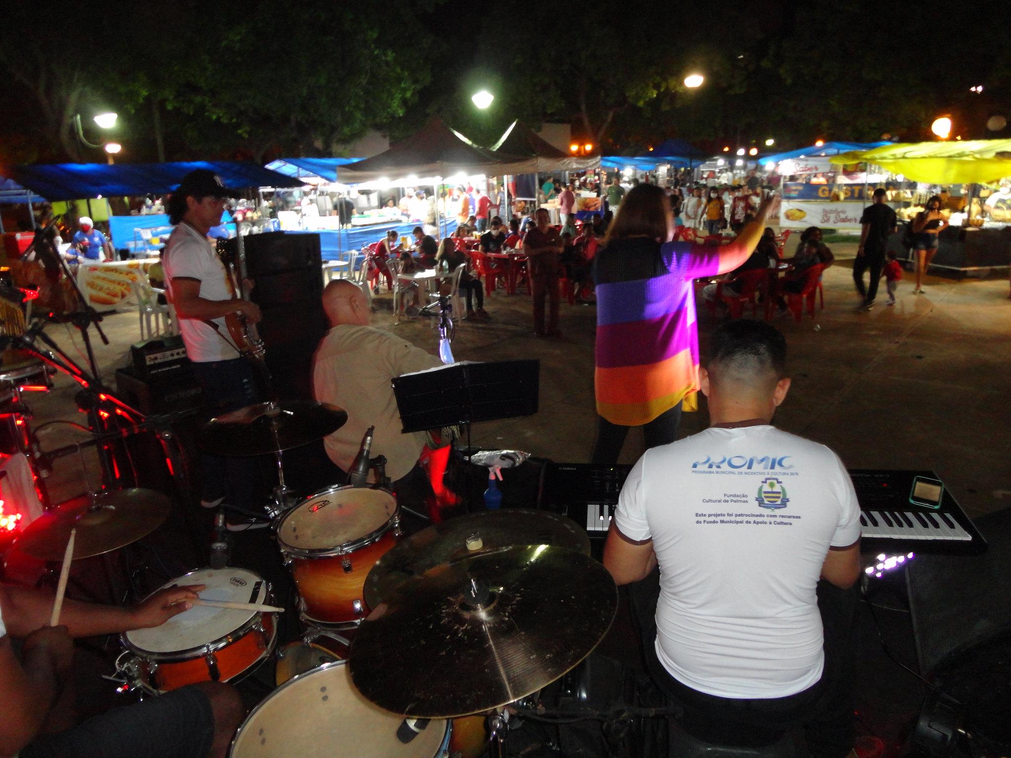 Feira de Cá, de Keila Lipe, foi realizado  com sucesso nas quatro feiras de Palmas