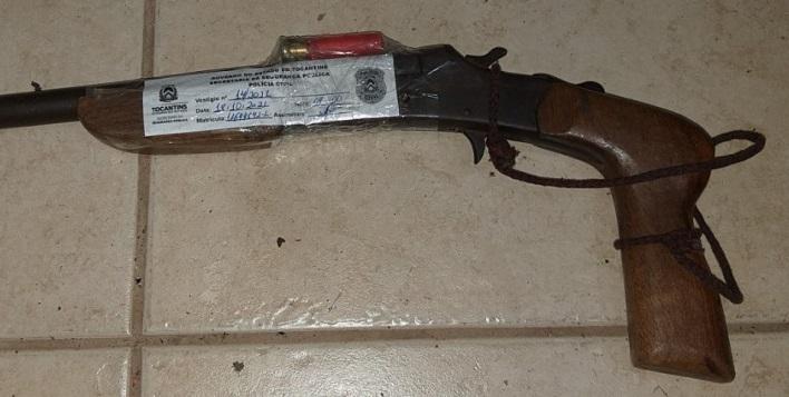 Polícia Civil prende homem suspeito de praticar homicídio no sul do estado
