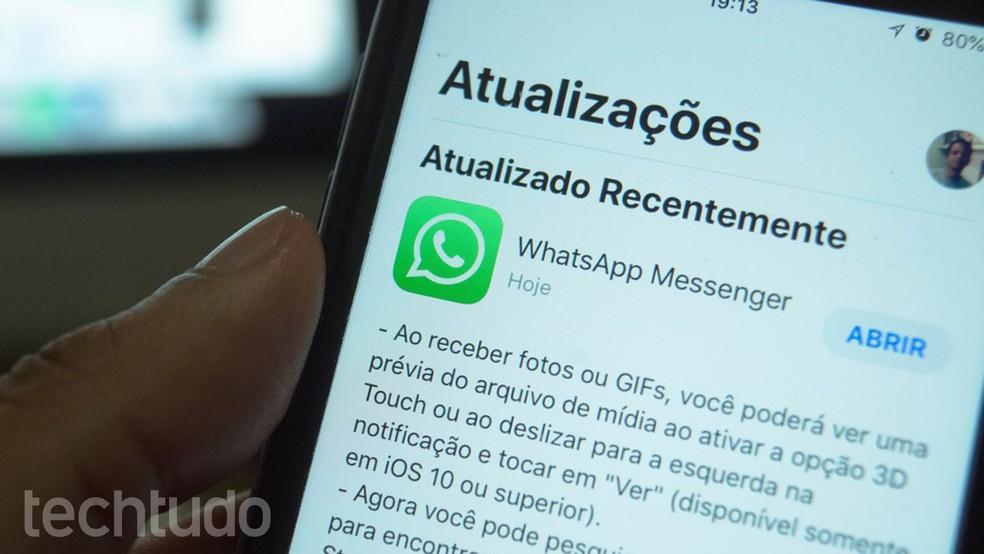 Confira nova lista de celulares que ficarão sem o WhatsApp a partir de novembro