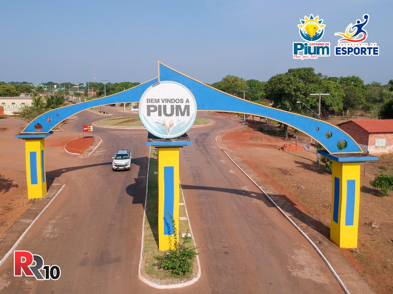 Prefeitura de Pium libera realização de eventos com público presencial, mas exige vacinação dos participantes