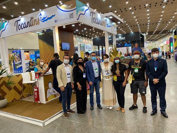 Fecomércio Tocantins oportuniza vivência para empresários do Turismo na Abav Expo e Collab 2021