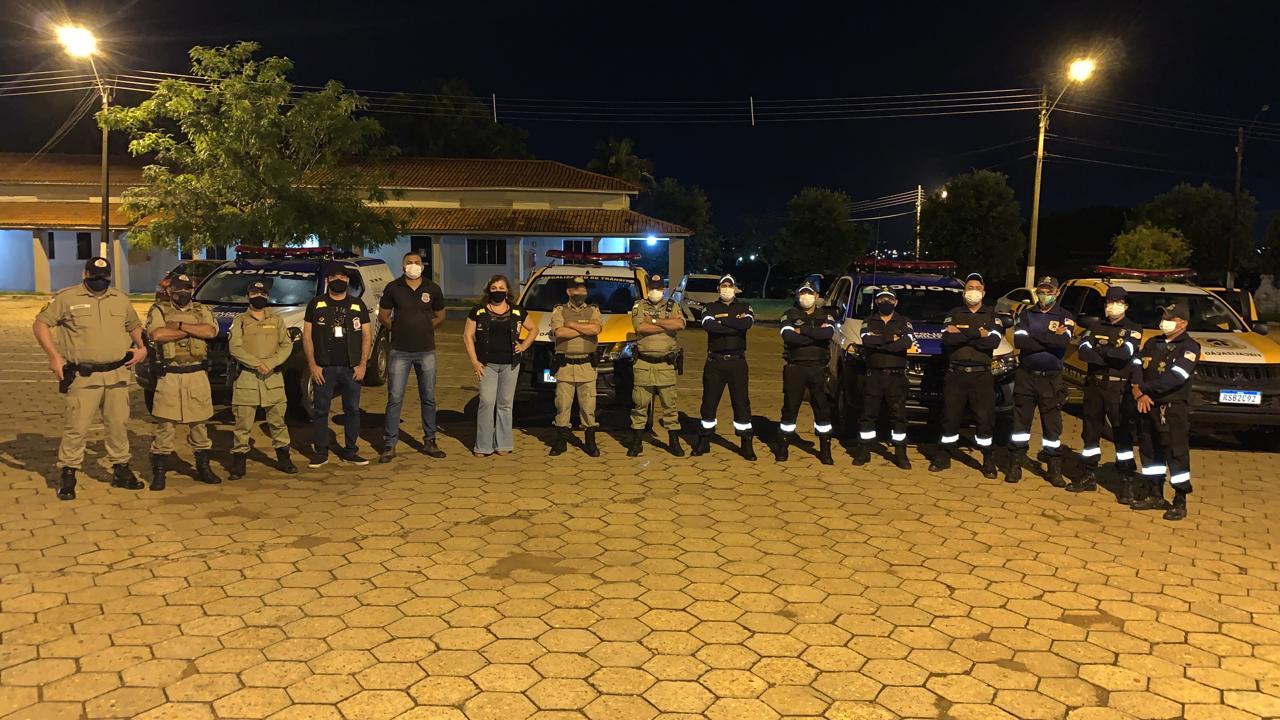 PM e Detran realizam operação de trânsito e constatam redução de acidentes em Araguaína