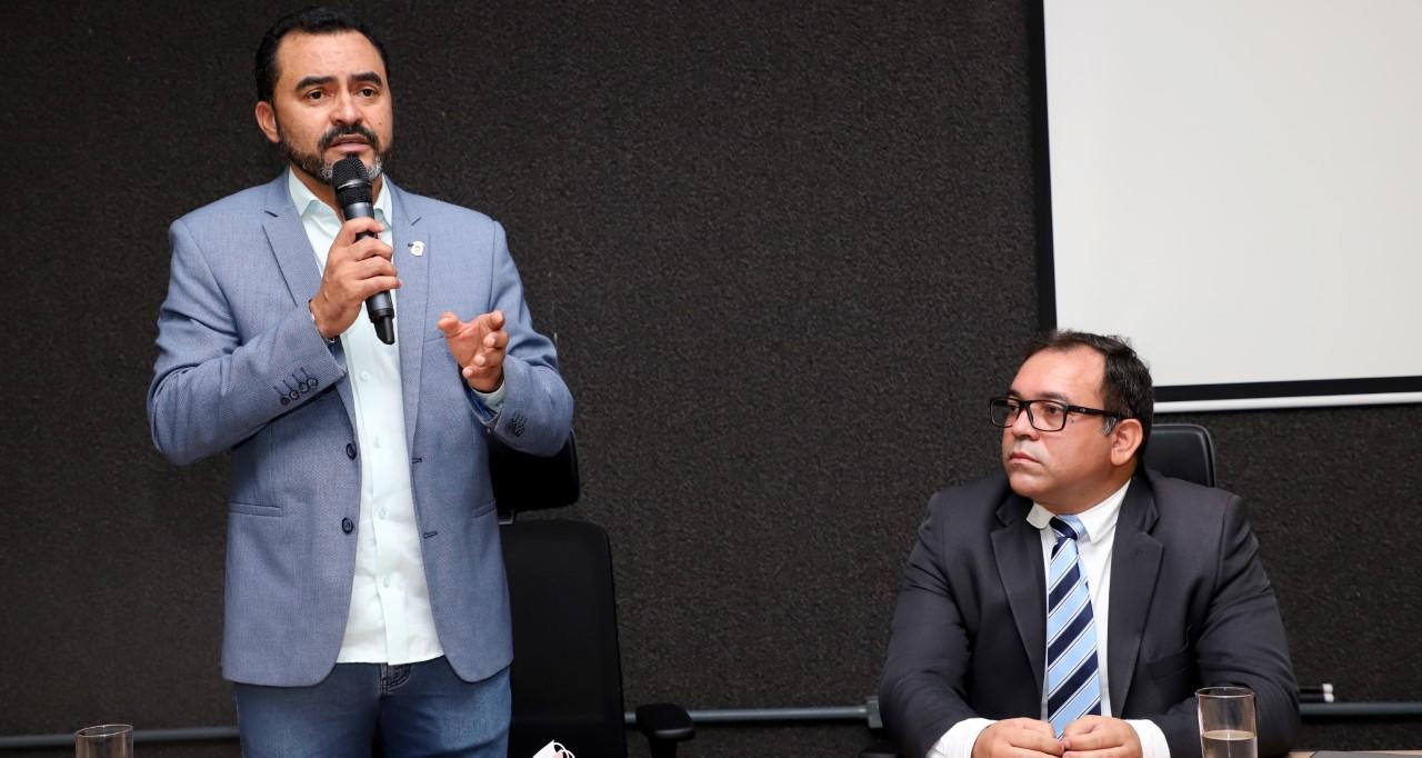Governador Wanderlei Barbosa anuncia retorno da jornada de 6h no serviço público estadual
