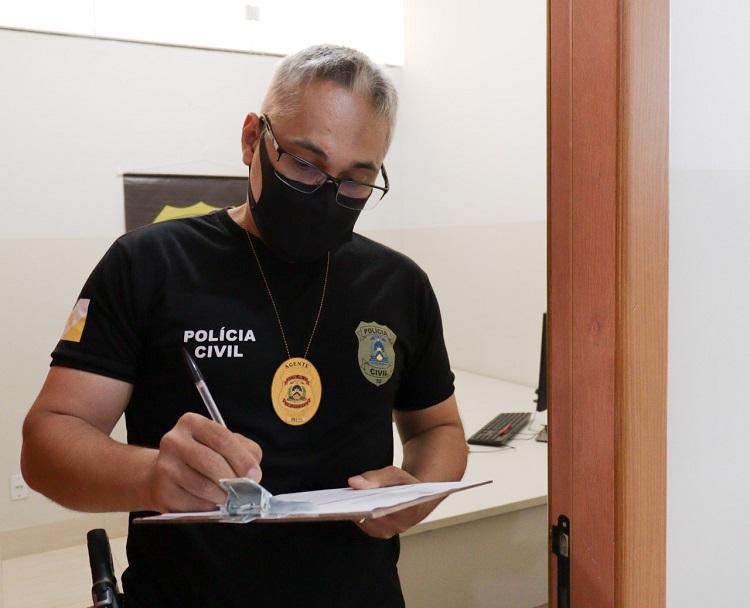 Homem condenado por crimes diversos é preso pela Polícia Civil em Porto Nacional