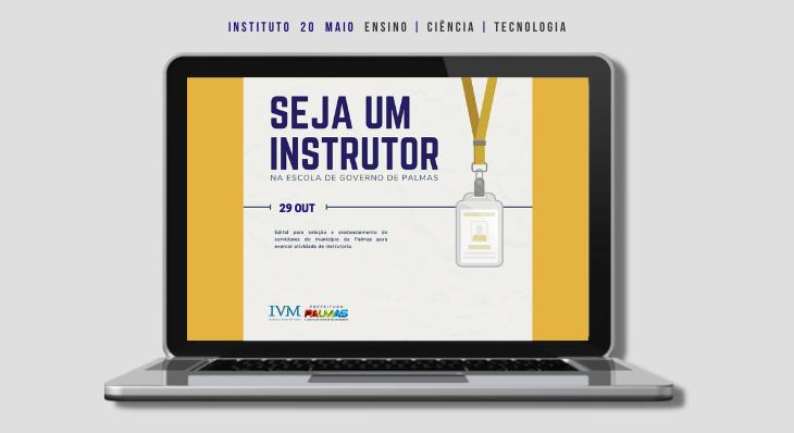 Prazo das inscrições para instrutoria no Instituto 20 de Maio termina nesta sexta, 29