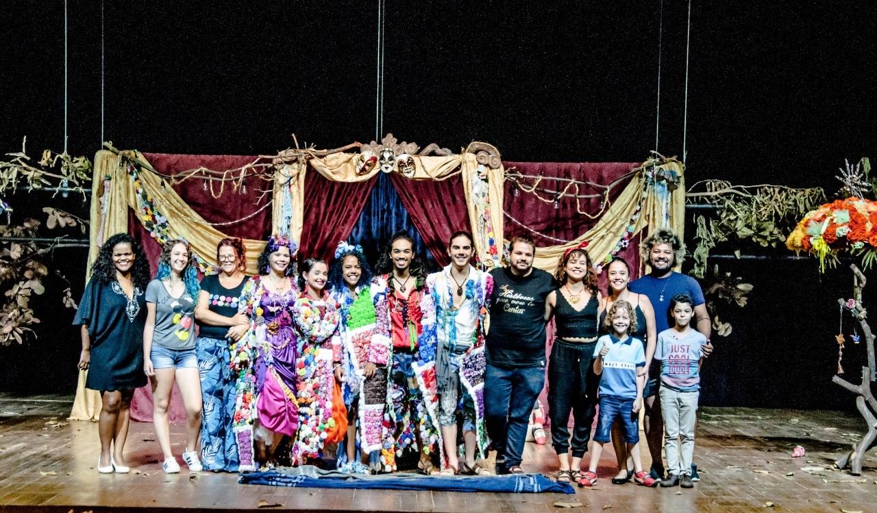 Comunidade de Barra da Aroeira, com apoio do Governo do Tocantins, recebe imersão cultural voltada para troca de saberes e experiências