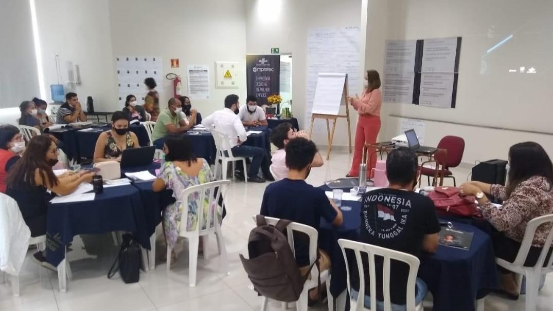 Empretec capacita empresários da região do Vale do Araguaia