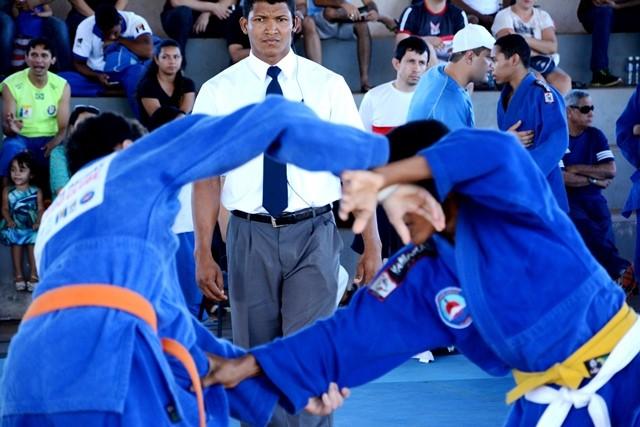 Tocantinense de Judô acontece neste sábado, 23, e vai reunir mais de 80 judocas em disputas por medalhas