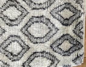 Hexa Modern Persian Cut-Grey