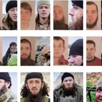 Isis : nomi e volti del terrore , dall 'Europa alla Siria andata, e forse ritorno.